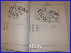 John Deere 590D Excavator Parts Catalog Manual, PC2271