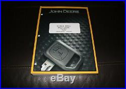 John Deere 600clc 800c Excavator Repair Technical Service Manual Tm1923