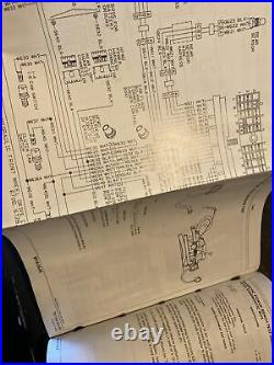 John Deere 670B 672B 770B 770BH 772BH technical operation test manual Service