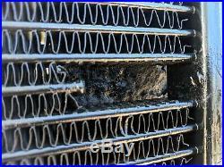John Deere 690B Excavator Hydraulic Oil Cooler Aluminium Radiator P/N AT34795