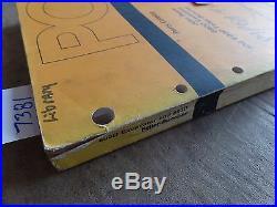 John Deere 690D Excavator & 693D Feller-Buncher Parts Manual PC2151