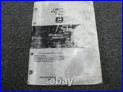 John Deere 690E-LC Excavator Shop Service Repair Technical Manual TM1509