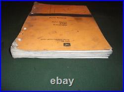 John Deere 690c Excavator Parts Manual Book Catalog Pc-1979