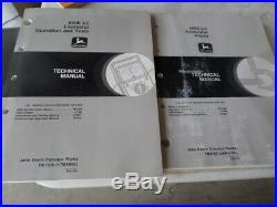 John Deere 690e LC Excavator Op, Test & Repair Technical Manual Tm1508 Tm1509