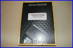 John Deere 9.0l 6090 6090hf4 Tier 3/stage 3a Engine Service Manual Ctm385