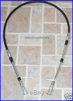 John Deere At105279 Dozer / Crawler Throttle Cable 550 550a 550b 555 555a 555b