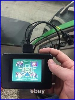 John Deere Chip Tuning HP Power Programmer Module SAVE FUEL R Series 9000 8000