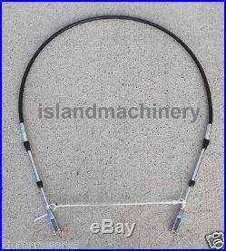 John Deere Dozer / Crawler Throttle Cable 350 350b 450 450b Replaces At83335