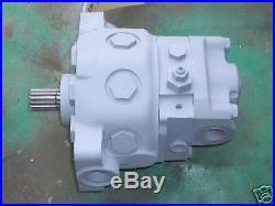 John Deere Excavator 610B Hydraulic Radial Piston Pump Exchange