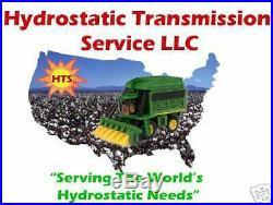 John Deere Excavator 892E Hydrostatic Variable Main Pump