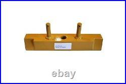 John Deere Hitachi Quick Coupler Wedge Bar Bucket 9763069J 50D 50G 60D 60G