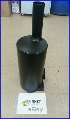 John Deere JD TURBO 450J 550H 550J 650H 650J 230L Crawler Dozer Muffler AT220299