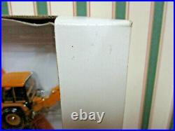 John Deere Log Skidder, Excavator, Bakhoe/Loader Set By Ertl 1/64th Scale