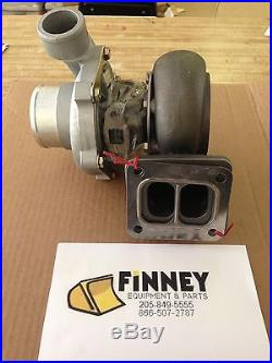 John Deere NEW Turbocharger turbo 545D 590D 595 495D EXCAVATOR JD RE26342 NEW