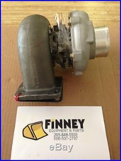 John Deere NEW Turbocharger turbo 555A 450E 455E 444E DOZER LOADER RE26342 NEW
