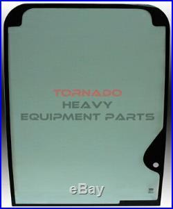 John Deere T396392 4651653 Excavator Front Upper Windshield Cab Glass
