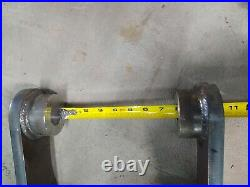 NEW 35MM MINI EXCAVATOR HYDRAULIC Pin on THUMB JOHN DEERE Takeuchi Cat 302 IHI