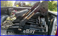 NEW 36 EXCAVATOR THUMB Tomahawk CAT John Deere Yanmar Komatsu free ship