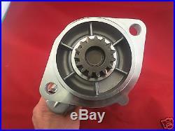 NEW STARTER for JOHN DEERE 35G & 50G Compact Excavator Yanmar 3TNV88F & 4TNV88C