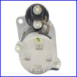 New 12v Gear Reduction Starter Fits John Deere Excavator 670 2210 119631-77010