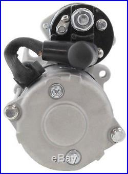 New 24 Volt 13 Tooth Starter John Deere JCB Case Hitachi Excavator 4HK1 ENGINE