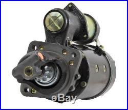 New 24v 10t Cw Starter Fit Motor John Deere Excavator 790e 792d 892d LC 10479180