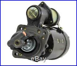 New 24v 10t Cw Starter Motor Fits John Deere Excavator 690d 690e LC 790d Re59586