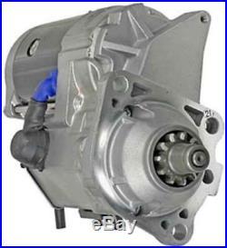 New 24v 11t Osgr Starter Motor Fits John Deere Excavator Re500345 228000-7011