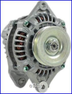 New 24v 30a Alternator Fits John Deere Excavator 80c Isuzu Engine 8-97182-289-2
