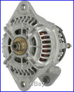 New 24v 80 Amp Alternator Fit John Deere Excavator 200dlc 240dlc 270dlc Se501833