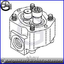 New Hydraulic Gear Pump 4472007 For John Deere 75C 80C EXCAVATOR