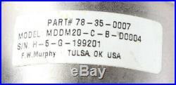 New RE68155 John Deere Multi-function Gauge FW Murphy # 78-35-0007