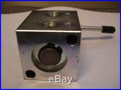 Ocukac2318 Hydraulic Pattern Changer Sae Controls To John Deere Excavator
