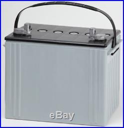Replacement Battery For John Deere 170 Skid Steer Loader, 25 Excavator 12v