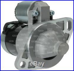 Replacement Starter Motor John Deere M809215 SE501858 TY25238 LRS02748