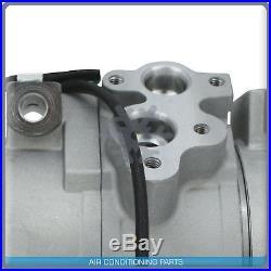 SE502087 New A/C Compressor For John Deere Excavator 450CLC, 600CLC 850DLC
