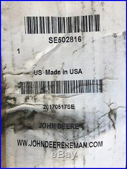 SE502363 John Deere Turbo