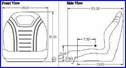 Seat AM138194 for J D Gator XUV 625i 825i RSX 860i 755 3320 4720 X590 X750 315