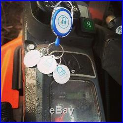 Secureswipe Excavator Security keypad and access control, bobcat, sany, kubota