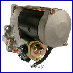 Starter For John Deere Excavator 200CLC, 200DLC, 200LC, 230CLC, 240DLC SND0645