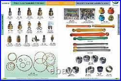 TH110035 Bucket, Boom CYLINDER Seal Kit Fits John Deere 790D 793D