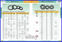 TH111854 Dipper Stick Arm Cylinder Seal Kit Fits John Deere 792D 892D LC 792DLC