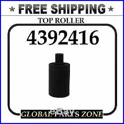 TOP UPPER ROLLER 4392416 4357784 for HITACHI JOHN DEERE EXCAVATOR ZAXIS SHIPS3