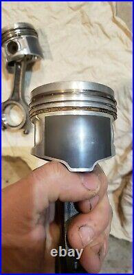 Thermo King TK 2.70 (Yanmar 2TNV70) Diesel Engine Piston Connecting Rod
