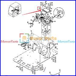 Vehicle Controller V-ECU 9226756 For John Deere Excavator 120C