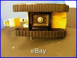 Vintage ERTL JOHN DEERE EXCAVATOR Pressed Steel -1/16 SCALE Model 505 7003