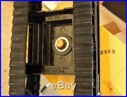 Vintage Ertl John Deere Toy Excavator Black Box 1/16 Scale Diecast Metal