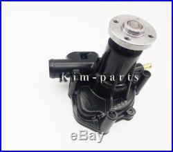 Water Pump AM880905 for John Deere 675 675B Skid Steer 25 30 50 Excavator JD 955