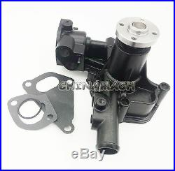 Water Pump AM882090 for John Deere Excavator 27D 35D 50D 3032E 3036E 3038E 3225C