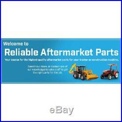 Water Pump for John Deere Tractor 2320 290D EXCAVATOR 300B LOADER 301A